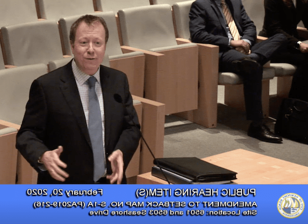 卢卡斯获得新港海滩规划委员会的一致批准