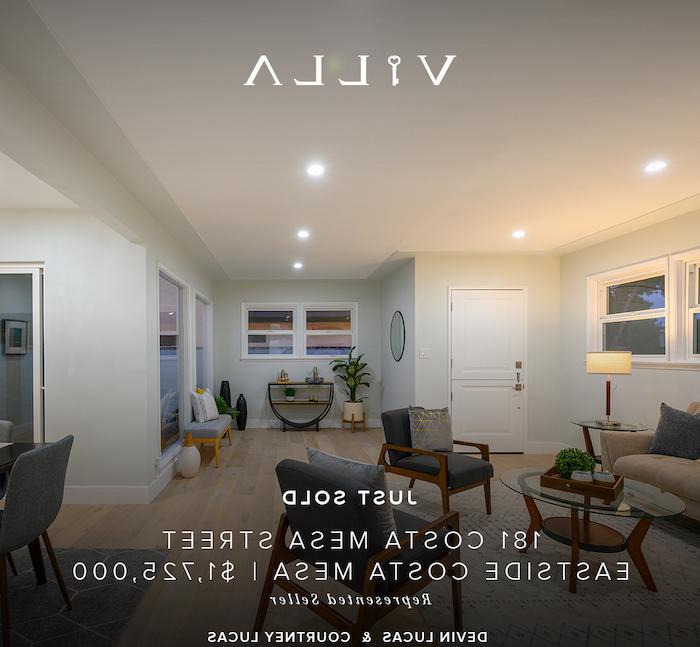 售出,两套公寓,Costa Mesa街|,Costa Mesa东侧|,1美元.725mm